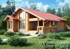 Строительство деревянных домов под ключ в Москве и МО.