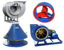 Вентиляция, кондиционирование, инжиниринговые услуги под клю